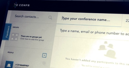Confr Helps You Create International Conference Calls In Scnds
