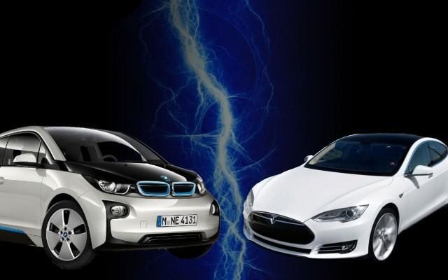 BMW Vs. Tesla: A Real Live Innovator's Dilemma