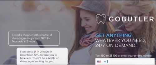 GoButler Takes Its SMS Personal Assistant Out Of Beta, Raises $8M