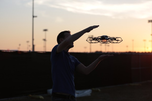 New FAA proposal would let drones fly over people and at night without a waiver