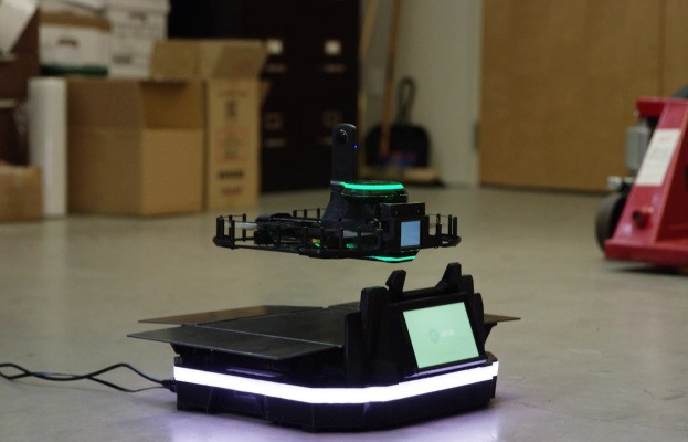 Vtrus launches drones to inspect and protect your warehouses and factories