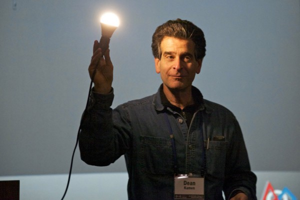 "A conversation with Dean Kamen on the myth of ""Eureka!"""