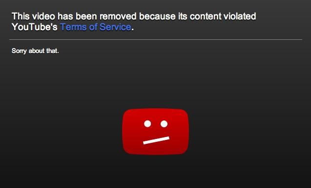 """Google Loses Emergency Bid To Keep """"Innocence Of Muslims"""" Film Online"""
