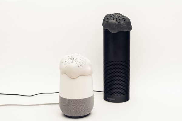 Wrest control from a snooping smart speaker with this teachable 'parasite'