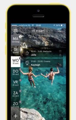 Fancal Is A Calendar App That Showcases Your Photos