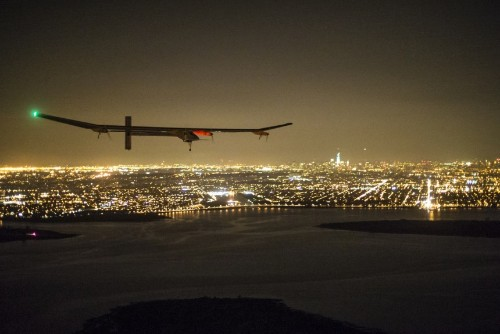 Solar Impulse's Solar-Powered Coast-To-Coast U.S. Flight Touched Down Safely This Weekend
