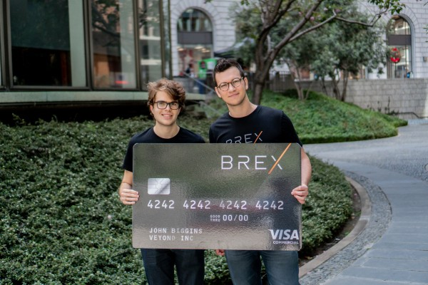 Brex picks up $57M to build an easy credit card for startups