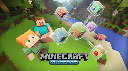 """Microsoft To Launch """"Minecraft Education Edition"""" For Classrooms This Summer, Following Acquisition Of Learning Game"""
