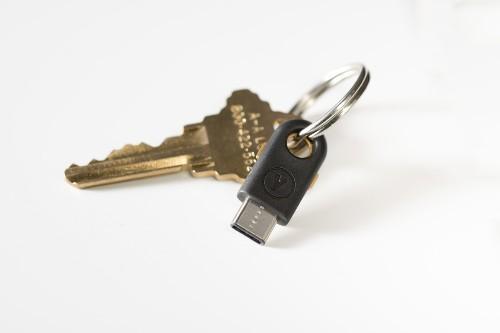 YubiKey goes USB-C