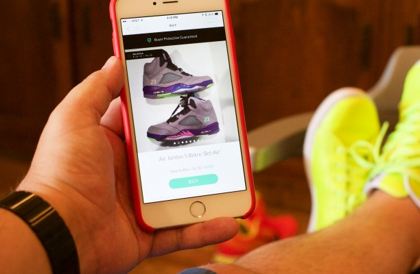 GOAT Lets You Cop Kicks Without Getting Jacked
