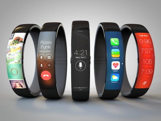 Apple's Smartwatch Said To Debut In October With A 2.5-Inch Screen And Wireless Charging