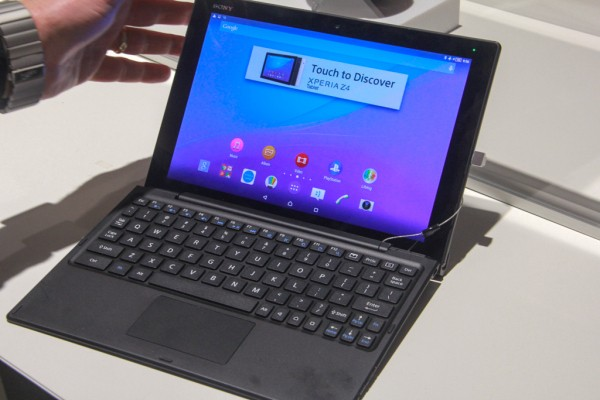 Sony Does A Tablet With An Add On Bluetooth Keyboard