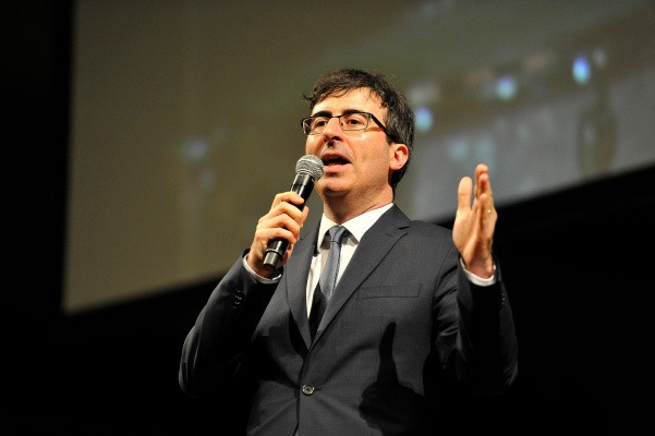John Oliver Roasts Silicon Valley At The Crunchies