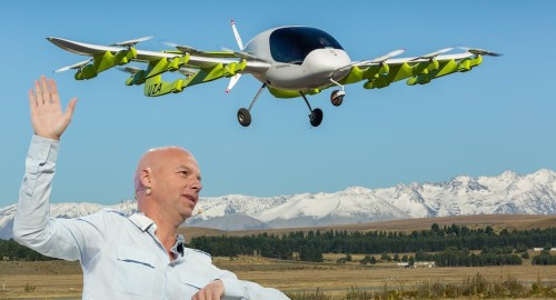 We'll have self-flying cars before self-driving cars, Thrun says