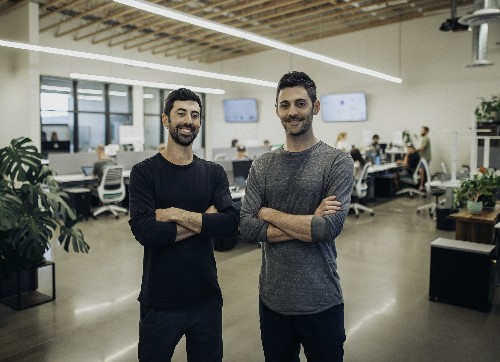 These brothers just raised $15 million for their startup, Dutchie, a kind of Shopify for cannabis dispensaries