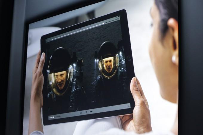 Apple Unveils The iPad Pro