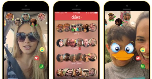 """Chime"" In On Video Chat Threads With This Intimate App"