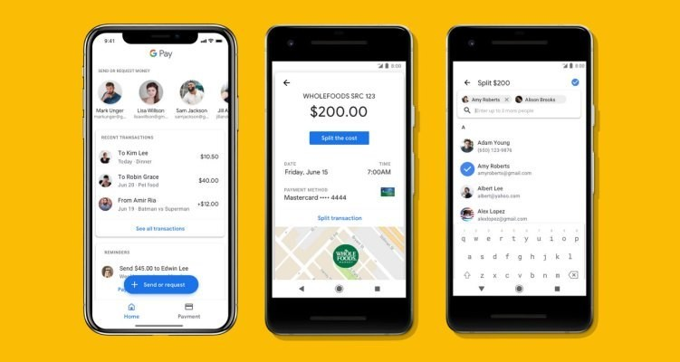 Google signs up six more partners for its digital banking platform coming to Google Pay