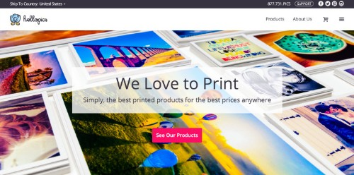 Print-On-Demand Network Print.io Debuts Hellopics, A Shutterfly Alternative That Competes On Price And Selection
