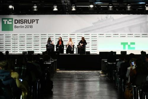Meet Europe's top VCs at Disrupt Berlin