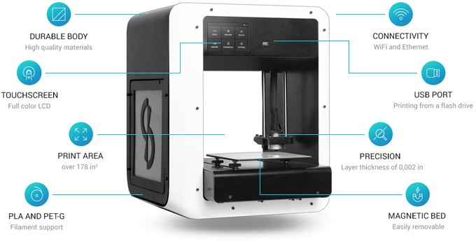 Skriware Wants To Make An Easy-To-Use 3D Printer For All