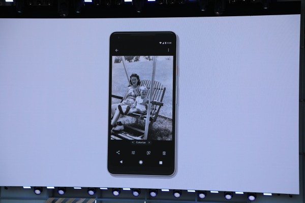 Google Photos will add more AI-powered fixes, including colorization of black-and-white photos