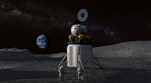 NASA taps SpaceX, Blue Origin and 11 more companies for Moon and Mars space tech