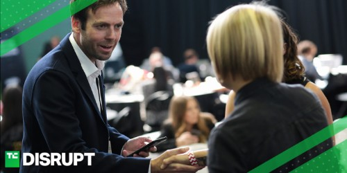Grab your Investor pass to Disrupt Berlin 2018 today