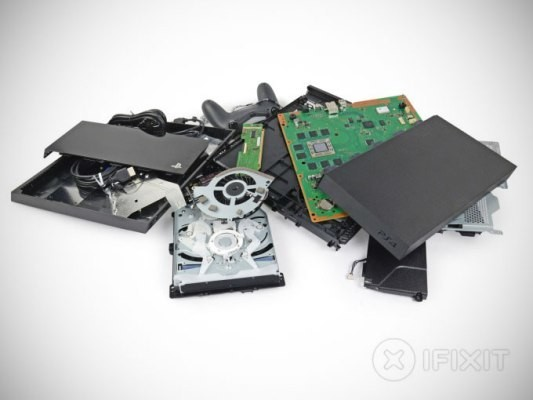 iFixit Reveals The PS4 Is Beautiful, Inside And Out