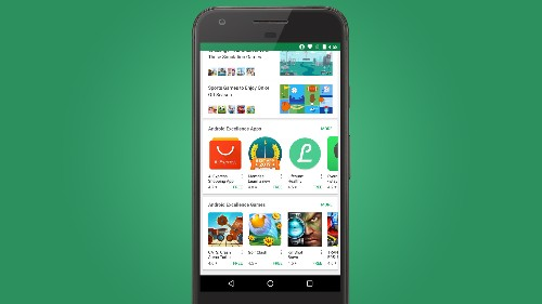 Google Play introduces 'Android Excellence' collections that showcase editorially selected top apps and games