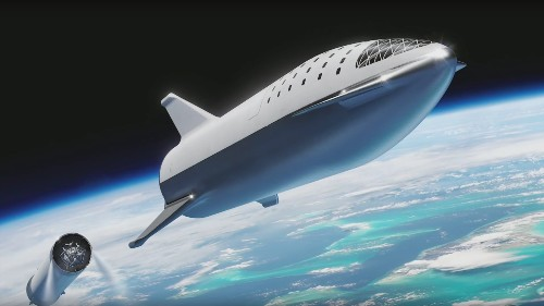 SpaceX 'getting ready' to fly orbital Starship design with new FCC filing