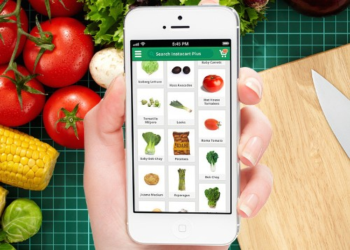 On-Demand Grocery Startup Instacart Raises $44 Million From Andreessen Horowitz