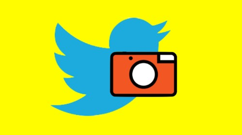 First look at Twitter's Snapchatty new Camera feature