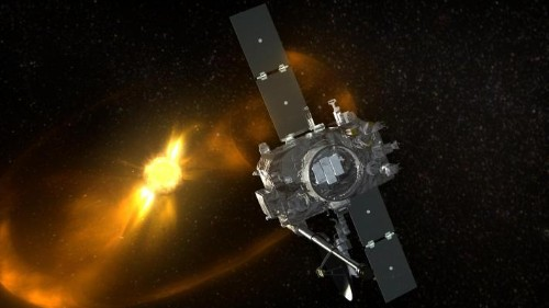 After nearly two years, NASA regains contact with lost spacecraft
