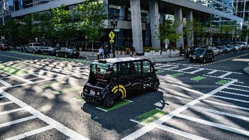 Optimus Ride's Brooklyn self-driving shuttles begin picking up passengers this week