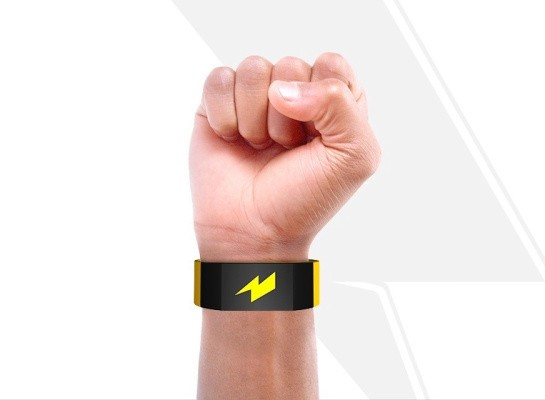 Pavlok's Wristband That Electroshocks You For Facebooking Or Skipping Workouts Now On Indiegogo