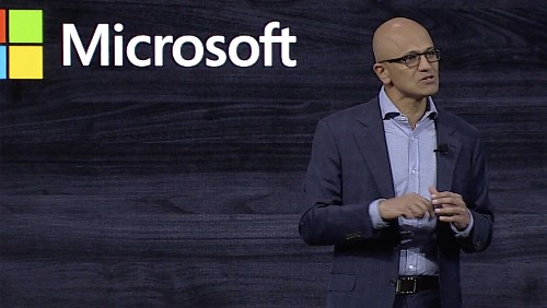 Satya Nadella looks to the future with edge computing