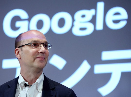 Andy Rubin explains his $300M bet on the future of hardware