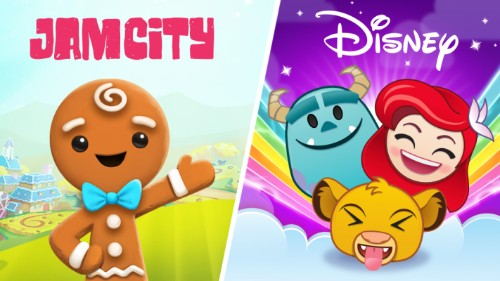 Jam City signs mobile game development deal with Disney