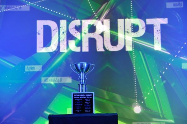 Announcing The Disrupt SF 2015 Agenda