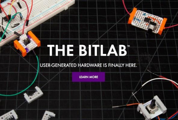 LittleBits Announces BitLab, An App Store For Hardware