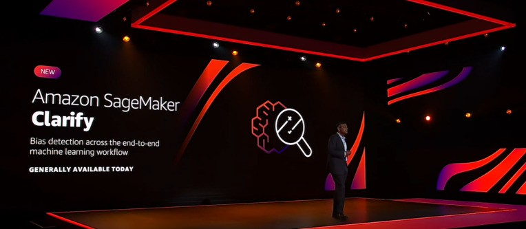 AWS announces SageMaker Clarify to help reduce bias in machine learning models