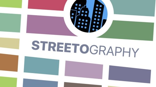 Streetography is a pictorial block party app for inquisitive photographers