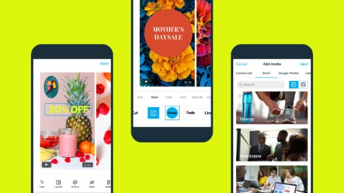 Vimeo's new app helps small businesses create professional social videos – TechCrunch