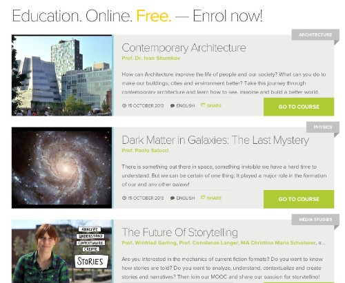 European Online Education Startup, iversity, Gets ~500k Course Sign-Ups In First 4-Months