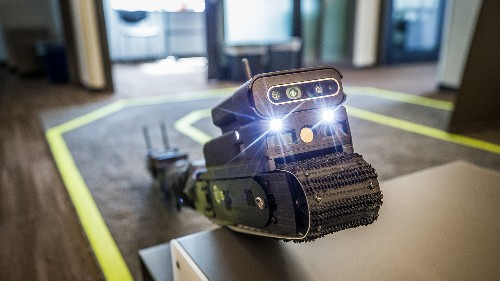 Microsoft launches a new platform for building autonomous robots