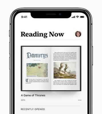 Apple's iBooks revamp, Apple Books, is here