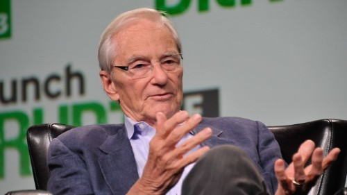 Venture capital pioneer Tom Perkins dies at 84