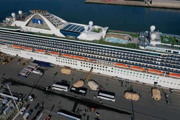 Princess Cruises, hobbled by coronavirus, admits data breach – TechCrunch