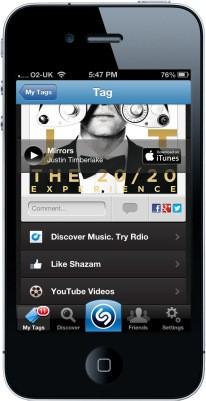 Rdio And Shazam Expand Full Music Track Streaming Partnership To UK, Canada, Australia, Brazil And Mexico